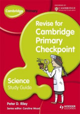 Omslag - Cambridge Primary Revise for Primary Checkpoint Science Study Guide