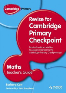 Cambridge Primary Revise for Primary Checkpoint Mathematics Teacher's Guide av Barbara Carr (Heftet)