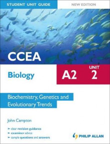 CCEA A2 Biology Student Unit Guide New Edition: Unit 2 Biochemistry, Genetics and Evolutionary Trends av John Campton (Heftet)