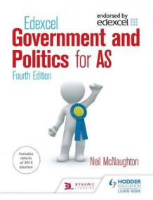 Edexcel Government and Politics for AS av Neil McNaughton (Heftet)