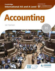 Cambridge International AS and A Level Accounting av Ian Harrison (Heftet)