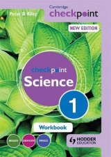 Omslag - Cambridge Checkpoint Science Workbook 1
