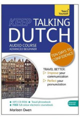 Omslag - Keep Talking Dutch Audio Course - Ten Days to Confidence