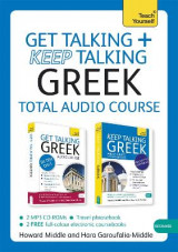 Omslag - Get Talking and Keep Talking Greek Total Audio Course