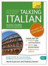 Omslag - Keep Talking Italian Audio Course - Ten Days to Confidence