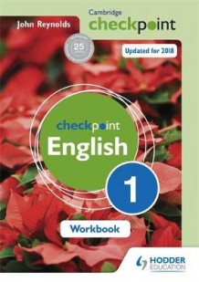 Cambridge Checkpoint English Workbook 1 av John Reynolds (Heftet)