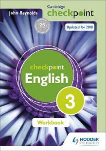 Cambridge Checkpoint English Workbook 3 av John Reynolds (Heftet)