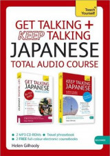 Omslag - Get Talking and Keep Talking Japanese Total Audio Course
