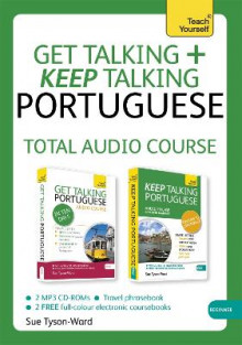 Get Talking and Keep Talking Portuguese Total Audio Course av Sue Tyson-Ward (Lydbok-CD)
