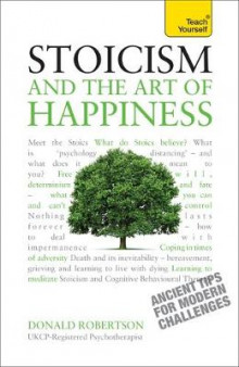 Stoicism and the Art of Happiness: Teach Yourself av Donald Robertson (Heftet)