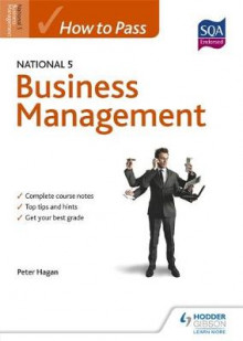 How to Pass National 5 Business Management av Peter Hagan (Heftet)