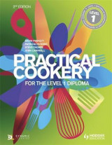 Omslag - Practical Cookery for the Level 1 Diploma: Level 1 Diploma