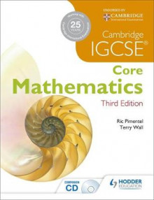 IGCSE Core Mathematics 3ed + CD av Terry Wall og Ric Pimentel (Heftet)