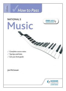How to Pass National 5 Music av Joe McGowan (Heftet)