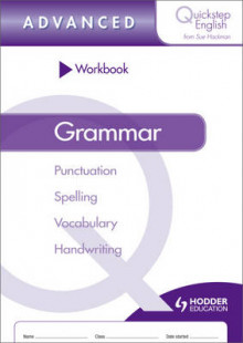 Quickstep English Workbook Grammar Advanced Stage av Sue Hackman (Heftet)