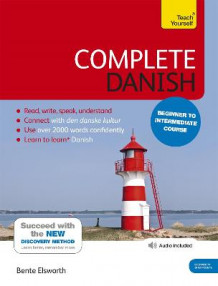 Complete Danish Beginner to Intermediate Course av Bente Elsworth (Blandet mediaprodukt)
