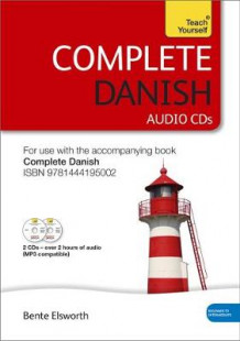Complete Danish Beginner to Intermediate Course: Audio Support av Bente Elsworth (CD-ROM)