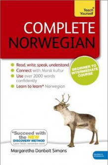 Complete Norwegian Beginner to Intermediate Course av Margaretha Danbolt-Simons (Heftet)