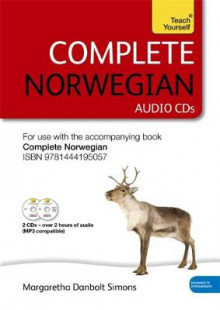 Complete Norwegian Beginner to Intermediate Course av Margaretha Danbolt-Simons (Lydbok-CD)