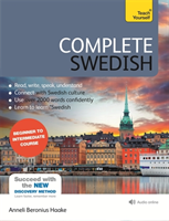 Omslag - Complete Swedish Beginner to Intermediate Course