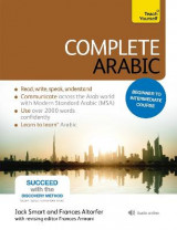 Omslag - Complete Arabic Beginner to Intermediate Course