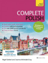 Omslag - Complete Polish Beginner to Intermediate Course