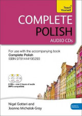 Omslag - Complete Polish Beginner to Intermediate Course: Audio Support