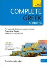 Omslag - Complete Greek Beginner to Intermediate Course: Audio Support