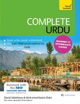 Omslag - Complete Urdu Beginner to Intermediate Course