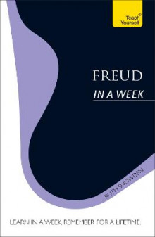 Freud in A Week: Teach Yourself av Ruth Snowden (Heftet)