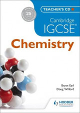 Omslag - Cambridge IGCSE Chemistry Teacher's CD: Teacher's CD