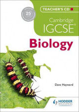 Omslag - Cambridge IGCSE Biology Teacher's CD