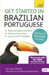 Omslag - Get Started in Brazilian Portuguese Absolute Beginner Course