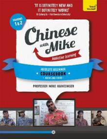 Learn Chinese with Mike Absolute Beginner Coursebook Seasons 1 & 2 av Mike Hainzinger (Blandet mediaprodukt)