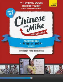 Learn Chinese with Mike Absolute Beginner Activity Book Seasons 1 & 2 av Mike Hainzinger (Blandet mediaprodukt)