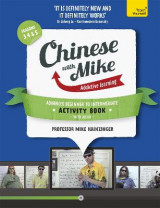 Omslag - Learn Chinese with Mike Advanced Beginner to Intermediate Activity Book Seasons 3, 4 & 5