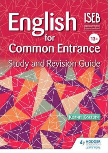 English for Common Entrance Study and Revision Guide av Kornel Kossuth (Heftet)