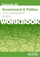 Edexcel A2 Government & Politics Unit 4C Workbook: Governing the USA: Workbook Unit 4C av Mark Rathbone (Heftet)