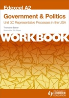 Edexcel A2 Government & Politics Unit 3C Workbook: Representative Processes in the USA: Workbook Unit 3C av Tremaine Baker (Heftet)