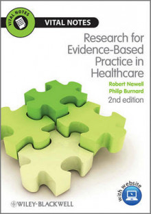 Research for Evidence-Based Practice in Healthcare av Robert Newell og Philip Burnard (Heftet)