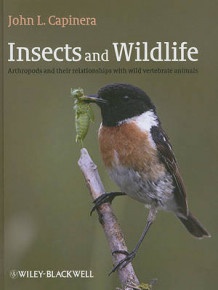 Insects and Wildlife av John L. Capinera (Innbundet)