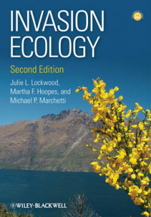 Invasion Ecology av Julie L. Lockwood, Martha F. Hoopes og Michael P. Marchetti (Innbundet)
