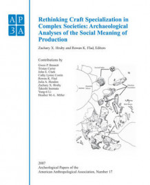 Archeological Papers of the American Anthropological Association (Heftet)