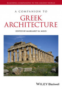 A Companion to Greek Architecture (Innbundet)