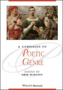 A Companion to Poetic Genre (Innbundet)