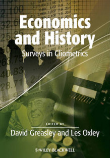 Economics and History (Heftet)