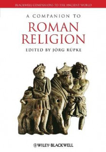 A Companion to Roman Religion (Heftet)