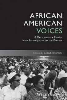 African American Voices av Leslie Brown (Heftet)