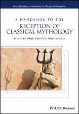 Omslag - A Handbook to the Reception of Classical Mythology