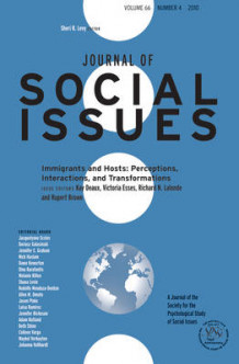 Immigrants and Hosts: Perceptions, Interactions, and Transformations (Heftet)
